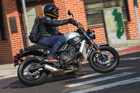2018 Yamaha Xsr700 Review