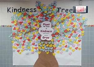 Kindness Tree Template