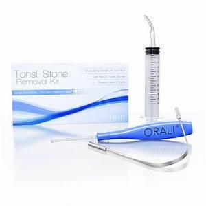 Orali Tonsil Stone Remover Kit Premium Box