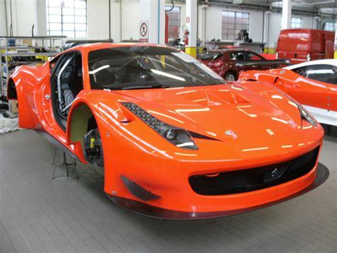 How To Build A Ferrari 458 Gt3