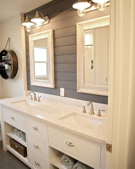 Bathroom Ideas Country by Itsmemeags Bathroom Has Us Obsessed With Shiplap