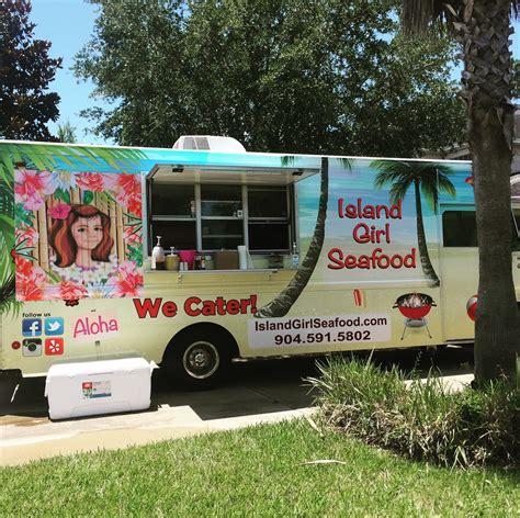 food truck seafood island trucks jacksonville finder