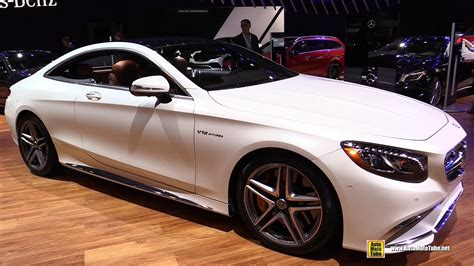 Mercedes Amg V12 Biturbo Price by 2015 Mercedes S65 Amg Coupe V12 Biturbo Exterior
