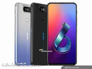 Asus Zenfone 6 Specs And Renders Leak Reveal Flip Camera