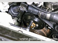 BMW E46 Water Pump Replacement BMW 325i 20012005, BMW