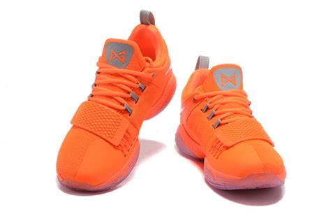 high end product nike pg1 paul george ep orange yellow 878628 660 s casual basketball