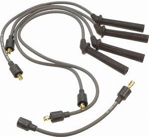 Spark Ignition Wires Saab 900 Se 9