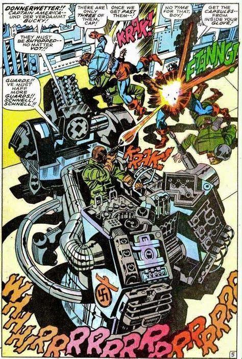 220 The Art of Jack Kirby ideas in 2021   jack kirby ...