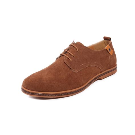 Spring Autumn Men High Quality Casual Shoes Oxfords