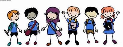 Animated Children
