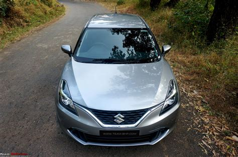 team bhp maruti baleno official review