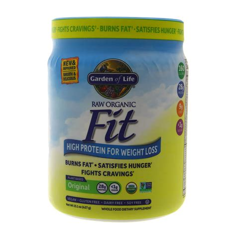 garden of fit organic fit high protein for weight loss original