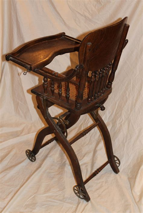 bargain johns antiques antique oak folding