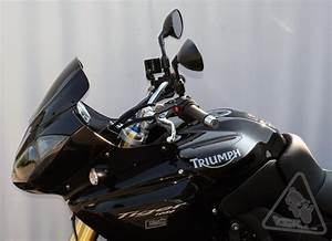 Triumph Tiger 1050 : mra sportscreen windshield for triumph tiger 1050 39 07 39 12 ~ Kayakingforconservation.com Haus und Dekorationen