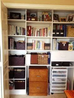1000 ideas about home office closet on home