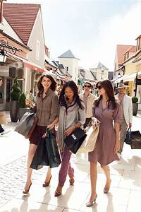 Luxury Outlet Shopping in Europe  Shopping