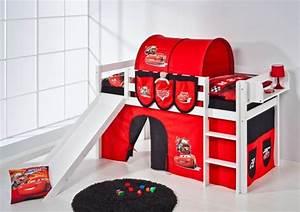 le lit mezzanine toboggan pour le plaisir de vos chers With maison design avec piscine 19 le lit voiture pour la chambre de votre enfant