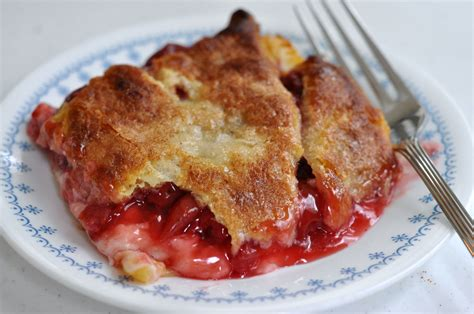 cuisine cerise cherry cobbler foodimentary national food holidays