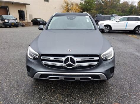 Pricing starts at around $43,500 for the glc 300. New 2021 Mercedes-Benz GLC 300 4MATIC SUV | Selenite Grey ...