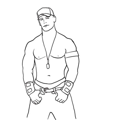 Cena Kleurplaten by Cena Coloring Page Coloring Home