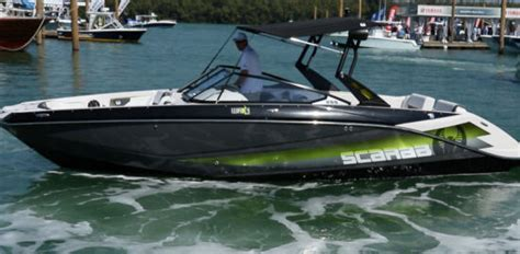 Scarab Boats Specs by Scarab 255 Id 2016 2016 Reviews Performance Compare