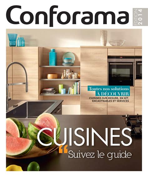 cuisine catalogue catalogue conforama guide cuisines 2014 catalogue az