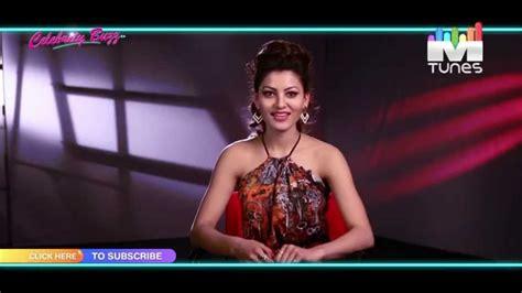 Urvashi Rautela Sings Love Dose For Fans