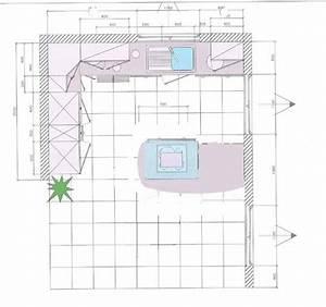 Dimension Plan De Travail : dimension plan de travail de cuisine coeur dunivernais ~ Melissatoandfro.com Idées de Décoration