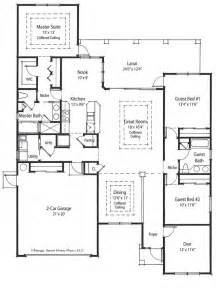 most efficient floor plans home design and testing energy efficient builder