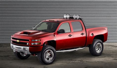 2007 Chevrolet Dale Earnhardt Jr. 'big Red' Silverado