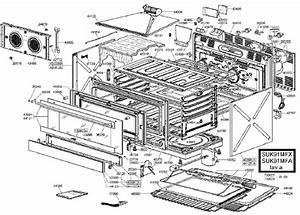 Smeg Suk91mfx Cooker  U0026 Oven Parts