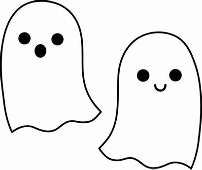 Ghost Clip Clipart Ghosts Clker Shared