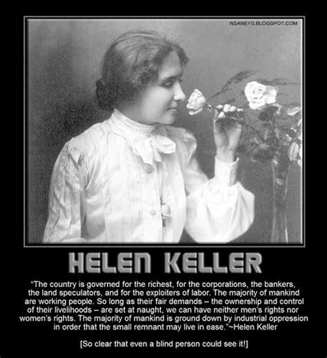 Helen Keller Memes - political memes helen keller politically handicapable