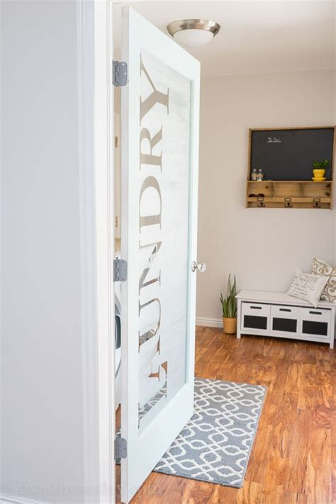 17 best ideas about laundry room doors on