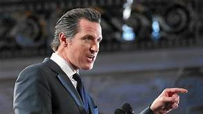 California Gov. Gavin Newsom Going All Out. Pushes for $2 Billion in New Taxes and Fees…