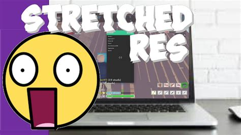stretched resolution  strucid  mac youtube