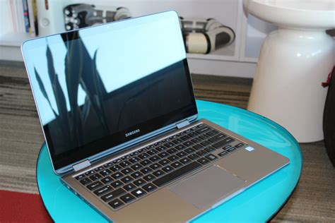 samsung notebook  spin review  solid  gen