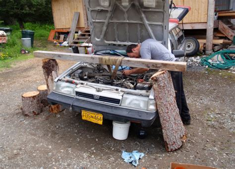How To Build A Boat Engine Hoist by Diy Engine Hoist Diy Do It Your Self