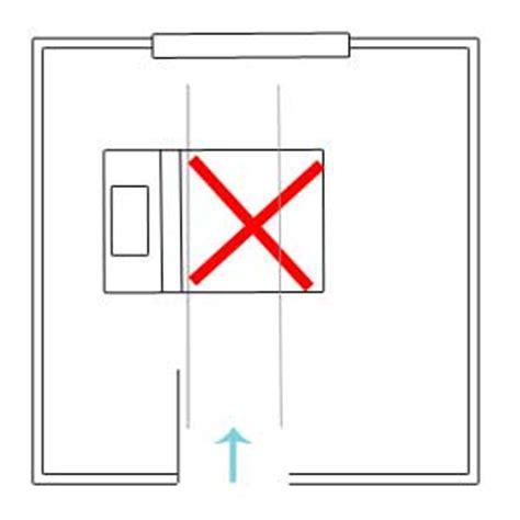 position du lit dans la chambre aménager une chambre feng shui principes du feng shui