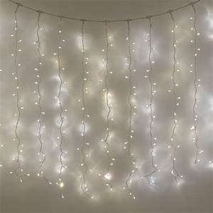 decor 10m 400 led curtain lights in