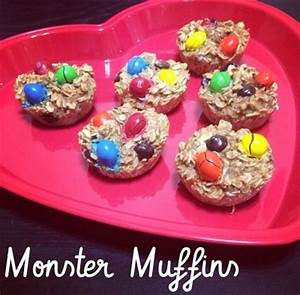 Ripped Recipes Monster Muffins