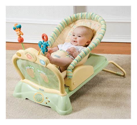 best baby bouncy seat features