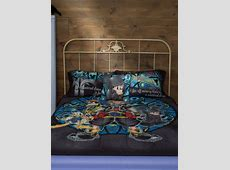 Kingdom Hearts Stained Glass Hot Topic bedding set 1