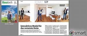 Smart Home Zeitschrift : esmart one click to manage your home ~ Watch28wear.com Haus und Dekorationen