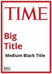 Time Magazine Template « Steven Katz