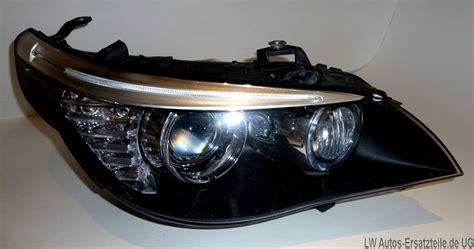 xenon scheinwerfer nachrüsten bmw e60 e61 scheinwerfer kurvenlicht bi xenon facelift rechts