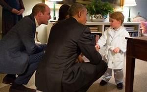 When Barack Obama met Prince George! - FFT - Spotting Trends