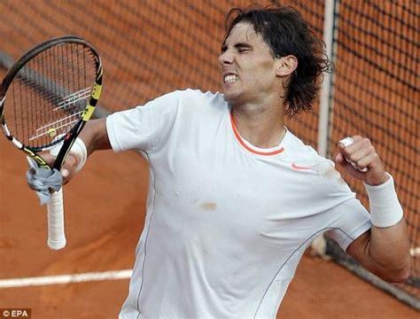 Rafael Nadal beats Novak Djokovic to reach French Open final