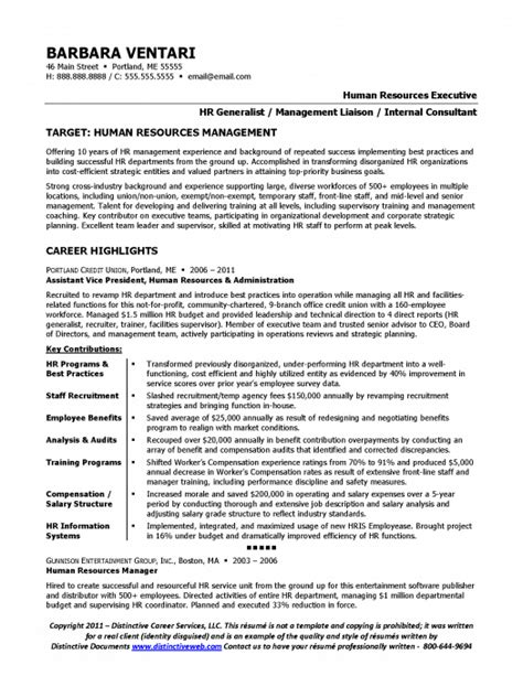 hr resume templates  freshers experienced