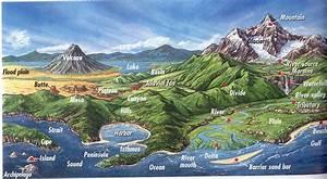 List Of Landforms